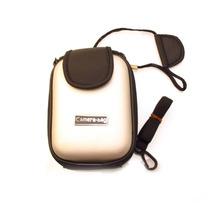 Capa Case Bolsa Camera Bag Para Camera Digital Cinza A3937