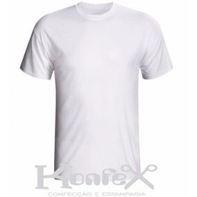Camisetas Infantil Para Sublimação (100% Poliéster)
