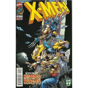 X Men Nº 126 - A Volta Do Mestre Do Kung Fu - Abril/99