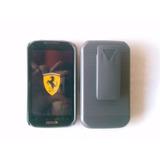 Clip Combo Protector Nextel Ferrari Evolution Gris Plata Vbf