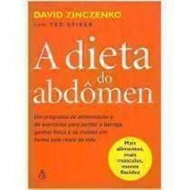 Livro A Dieta Do Abdômen David Zinczenko Com Ted Spiker