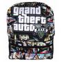 Mochila Grand Theft Auto Gta Five