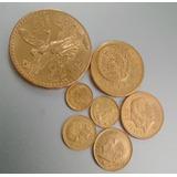 Familia Centenario Completa Monedas De Oro Goldmex Inversion