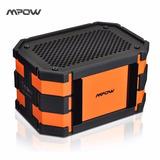 Mini Parlante Bluetooth Mpow Armor Resitente Al Agua Y Golpe