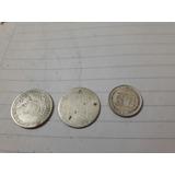 Monedas Antiguas De Venezuela Año 1921 Lote