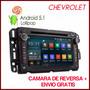 Equipo Auto Dvd Chevrolet Gmc Android Estereo Radio Gps