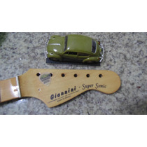 Guitarra Giannini Supersonic Anos 70 - Decal P/ Headstock
