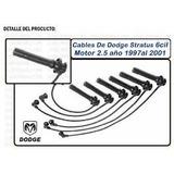 Cables De Bujias Para Chrysler Stratus 2.5 V6