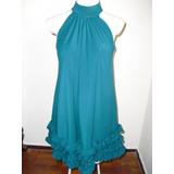 Vestido Verde Lindo Para Qualquer Ocasião