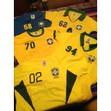 Conjunto 5 Baby Look, Copa Brasil - Guaraná Baixamos O Preço