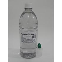 Resina Cristal Poliéster 1kg Promoção Menor Preço Do Brasil