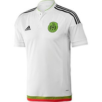 Jersey Adidas Seleccion Mexicana 2016 100% Original Oferta