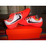 Zapatillas Para Atletismos Con Clavos Nike Zoom S8