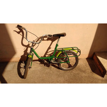Bicicleta Monark Infantil Antiga Para Colecionadores