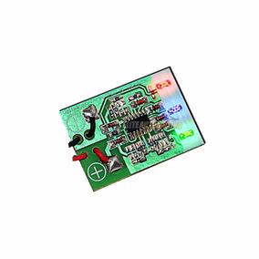 Voltímetro Micro Volt Ajk 12v Micro-volt