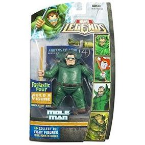 Figura Marvel Legends Fantástica Figura De Acción Hombre To