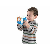 Juguete Fisher-price Kid-tough Cámara De Vídeo - Azul