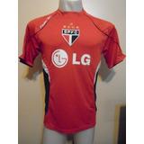 Camiseta Arquero San Pablo Brasil Reebok 2005 Rogerio Ceni M