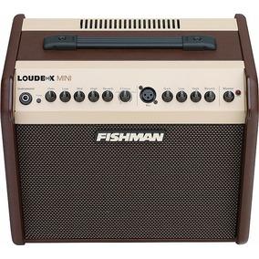 Amplificador Cubo Fishman Loudbox Mini Pro-lbx-500 60w Novo