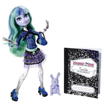 Boneca Monster High Twyla 13 Wishes