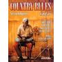 Libro Musica Sergio Fulqueris Country Blues Guitar+cd