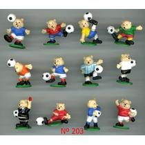 Kinder Ovo - Coleção Completa - Bambolo Futebol