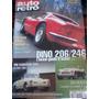 Revista Auto Retro Autos De Epoca Ferrari Dino, Karmann Etc