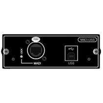 Placa De Gravação Soundcraft Madi - Usb