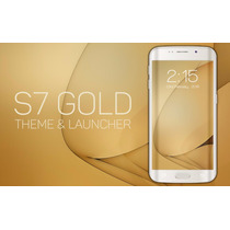 Celular Samsung Galaxy S7 4g Liberado Gold Impresora Wi-fi
