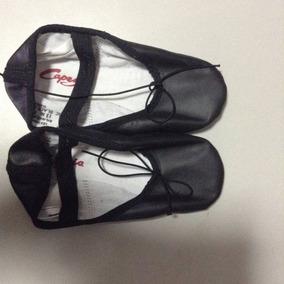 Zapatillas De Ballet Capezio Para Nina Talla 11 O 28