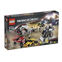 Lego Racers - Monster Crushers