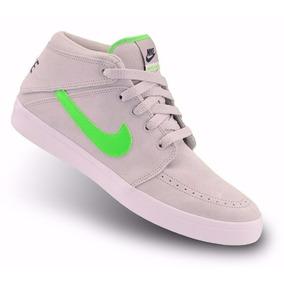 Botitas Nike Suketo Mid Suede Zapatillas Urbanas 632647-007