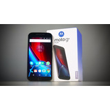 Motorola Moto G4 16gb Xt1621 4g 13mp Ultima Version Gtia Fac