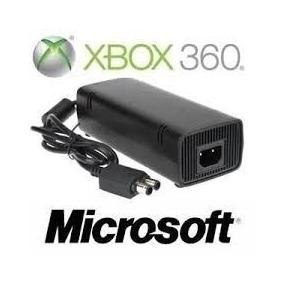 Fonte Xbox 360 Slim Microsoft 2 Pinos Original 110v
