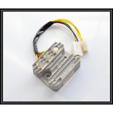 Regulador De Voltaje Gilera Qm 125 Zanella Ztt - Elp 1063