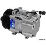 Compressor Ar Condicionado Hs18 Dodge Ram 2500 / 3500 Novo
