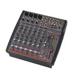 Mixer Potenciado Mesa Phonic Power 820 Microfonos 12 Cuotas