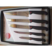 Cuchillos Mundial Originalesx5