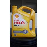 Helix Hx5 15w-40 X 4 Litros
