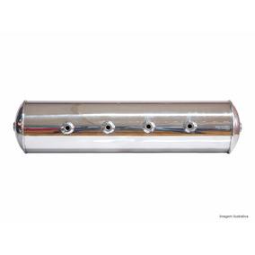 Cilindro De Aluminio Polido Para Suspensao A Ar +brinde # 36