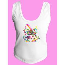 Camiseta Regata Nadador Carnaval Canarval Folia Frevo 02