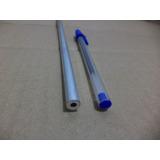 Tubo Alumínio Cano 8 X 3,5 Mm Aço Ferro 2,25 Espessura