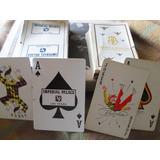 Par Mazos De Naipes De Poker De Casinos Y Empresas De Usa