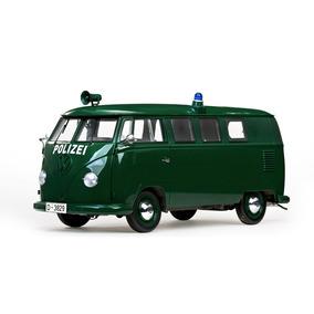 Kombi Policia 1956 Volkswagen Police 1:12 Sun Star Ed. Limit