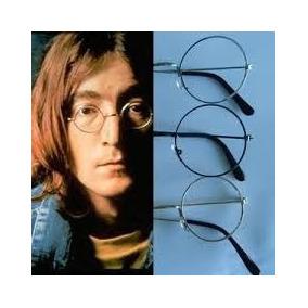 Armação Estilo John Lennon Redonda P/ Grau - Frete Grátis
