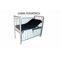 Cama Pediatrica Con Colchon Seccionado