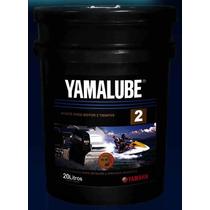 Aceite Nautico Yamaha 2t - Yamalube Tc-w3 Balde 20 Litros