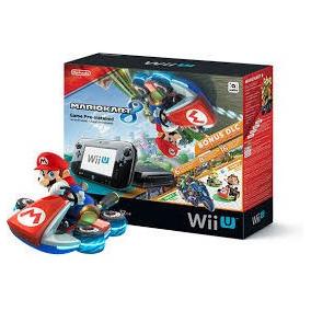 Nintendo Wii U 32gb Mario Kart 8 Deluxe Set
