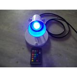 Lanterna Cromoterapia Controle Remoto 16 Cores / Articulada