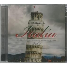 Cd O Melhor Da Italia Vol 3 (novo-lacrado)